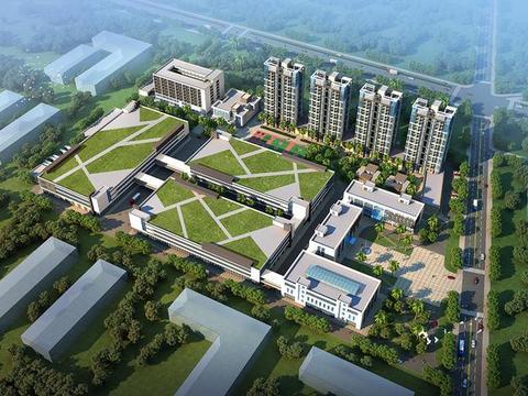 产业园区规划设计的内容,广东省建科建筑设计院