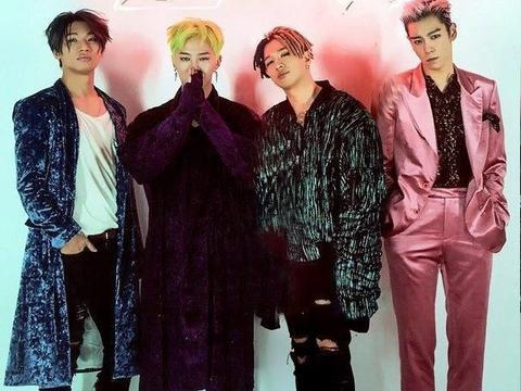 BIGBANG续约决定YG生死 影响5.6亿收入