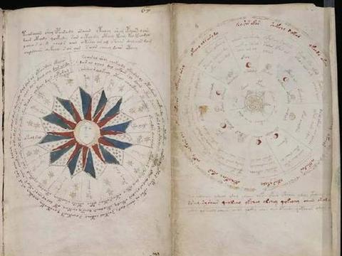 伏尼契的手稿,记载的事情直到今天依旧是个谜题
