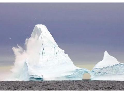 如果冰川融化,人类生存的环境将越来越小