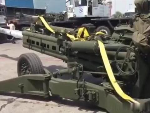 印度决心大要自产120门M777A2型新炮 部署边境让支奴干带它们飞
