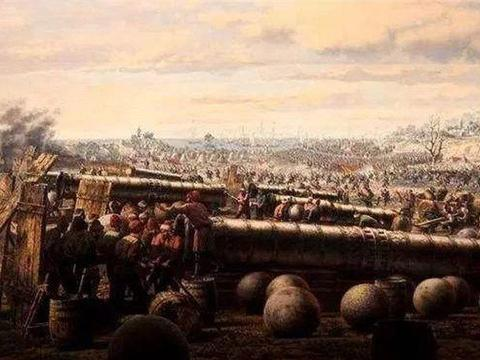 古代打仗时,火炮里的铁球是实心弹么?威力究竟有多大?