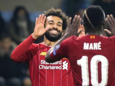进球网评年度50大球星!利物浦3将直追梅西,马内成最强梁翼