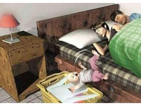 8个月宝宝摔下床颅内出血险送命,医生:多亏妈妈的这个举动