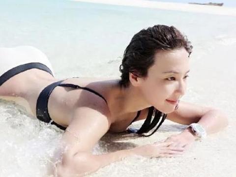 马景涛的前妻有多美?身材太惹眼,奶棒腿更是圈粉招牌