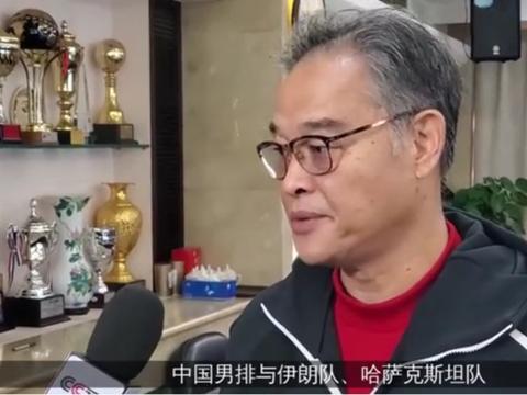 中国男排分组天时地利人和 希望队员超水平发挥闯进奥运会