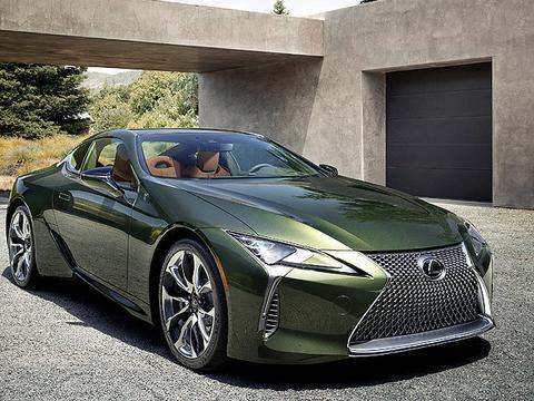 澳洲规格《Lexus LC Inspiration Series》