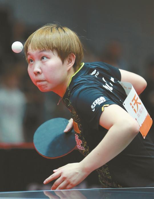 奥公赛首日赛程!刘诗雯迎战世青赛冠军,男乒遇两世乒赛四强选手