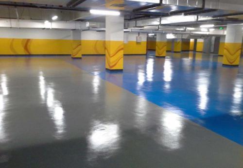 评估环氧树脂地坪漆质量三要素
