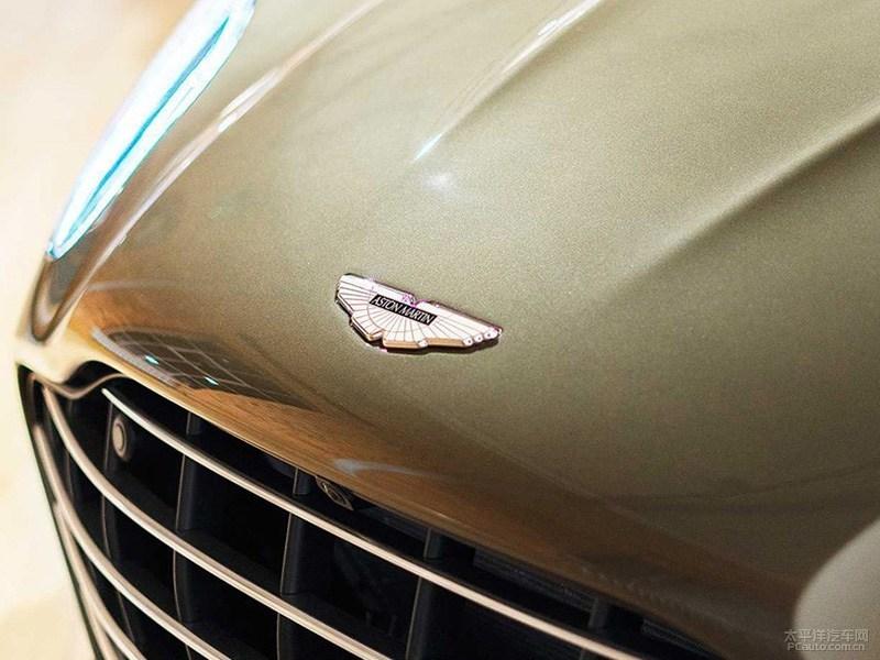 阿斯顿·马丁将携DBX和3款特别版亮相广州车展