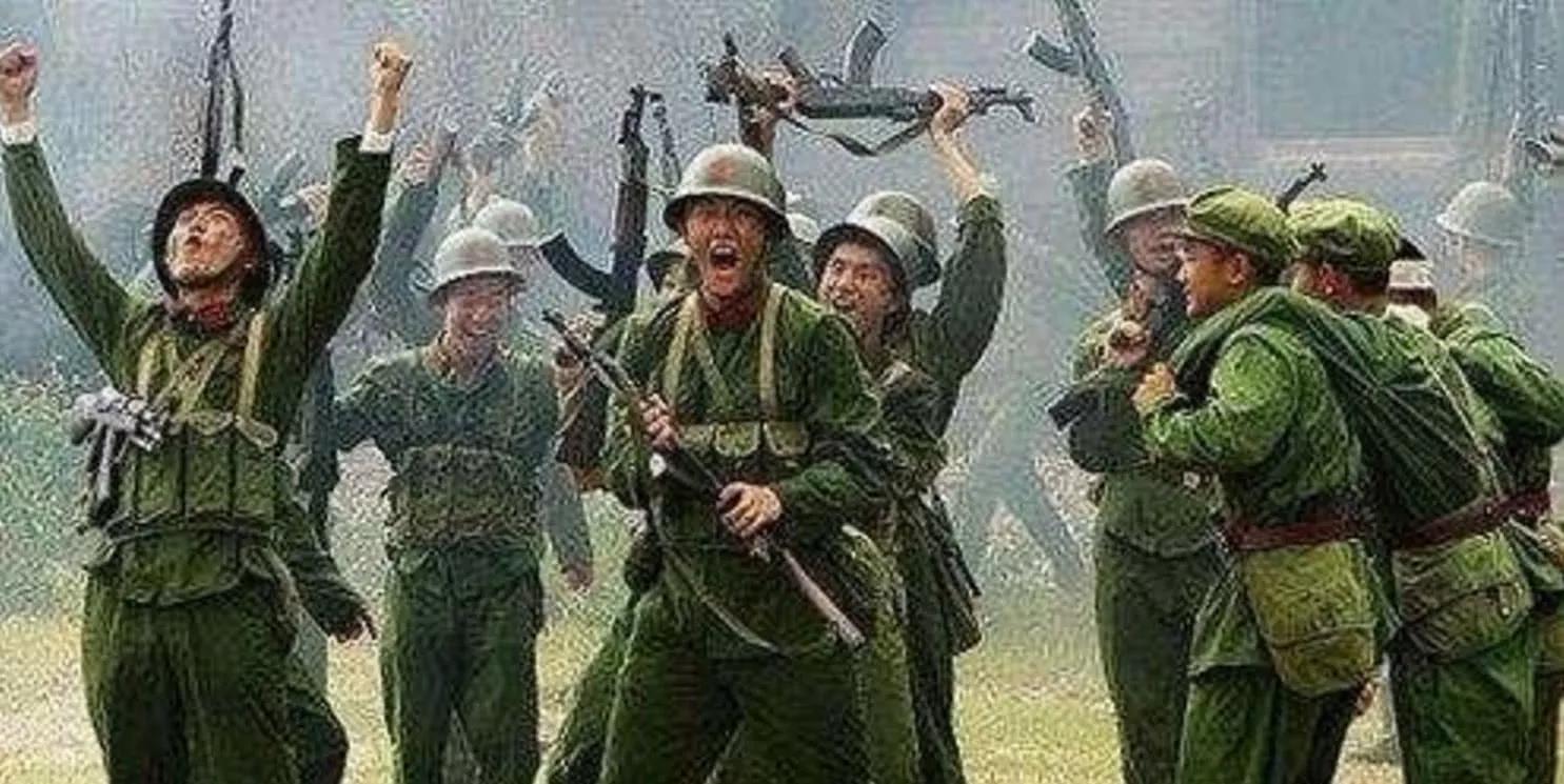 对越反击战中,解放军缴获一战利品,越军:牺牲再多人也要夺回