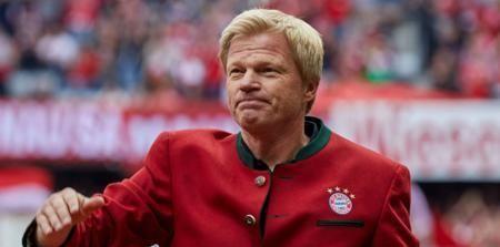拜仁高层:卡恩的目标是让拜仁持续保持在欧洲前五