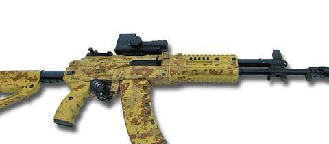 AK12步枪被俄军采用并未让厂家满意 正开发北约口径想对外大卖?