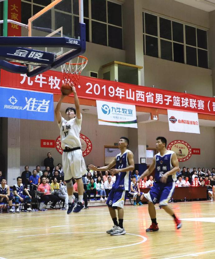 厉害!晋城代表队挺进2019年山西省男子篮球联赛总决赛!