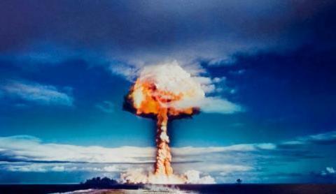 日本核试验证据浮现?每次台风都会爆发地震,巧合太多令人心惊