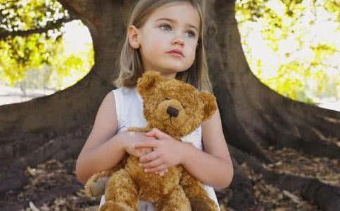 心理测试:你觉得哪个小女孩心灵最脆弱?测你的脾气指数