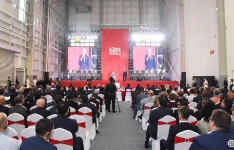 意大利工业自动化领军企业摩登纳亚太区总部基地开业