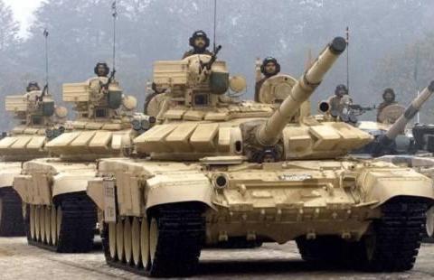 印度T90坦克国产化要泡汤,火炮造不出来,只能订购配件做组装