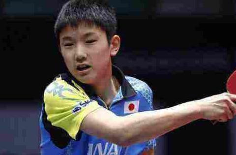 昔日天才少年,已成日本击败国乒唯一希望