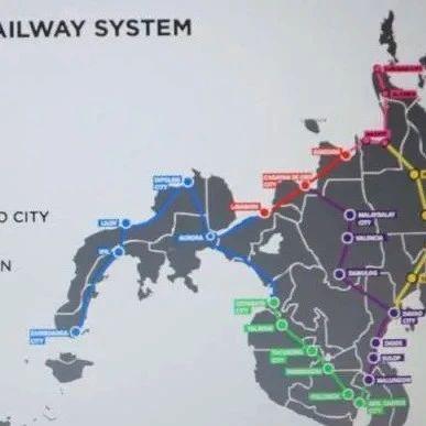 菲政府最新基建清单显示:716亿比索中资意向铁路项目被取消
