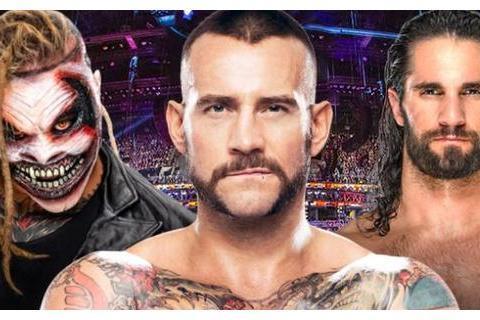 朋克刚加入FOX节目,WWE的两大巨星已经坐不住了