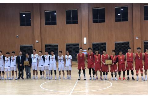 2019新昌县中学生篮球赛圆满落幕