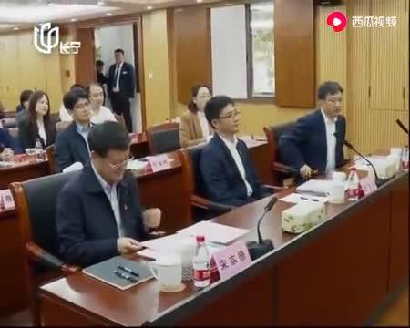 长宁区举行中青年干部培训班调研汇报会暨结业式