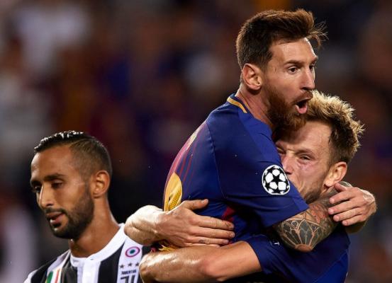 拉基蒂奇:梅西本身就是足球,他带来的一切都令人钦佩