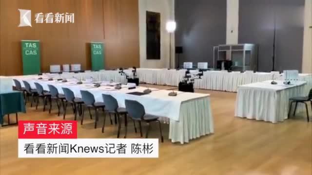 孙杨听证会现场曝光,将与国际泳联、反兴奋剂组织做三方辩论