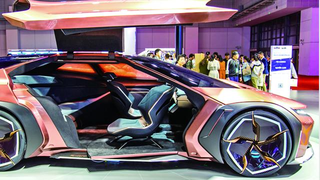 豪华汽车市场重心南移 疯狂的增长率背后