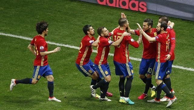 足球赛事前瞻,欧洲杯预选赛,西班牙vs马耳他