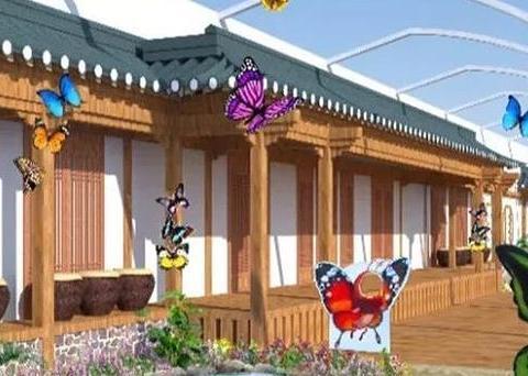 延边琵岩山:百花丛中观蝶舞,采摘之路遇芳鲜