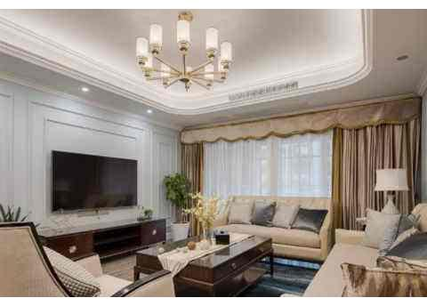 新房装修不要傻傻装电视墙了,聪明人都潮流这样设计,省钱又漂亮