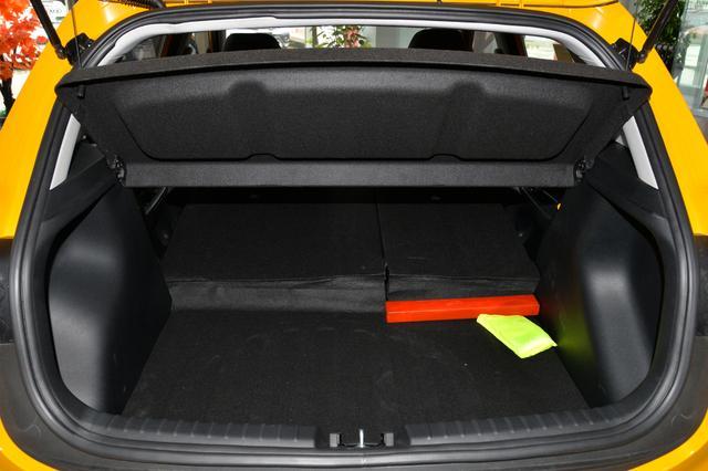 省油合资家用SUV,1.4L+6AT,标配发动机启停,LED日间行车灯