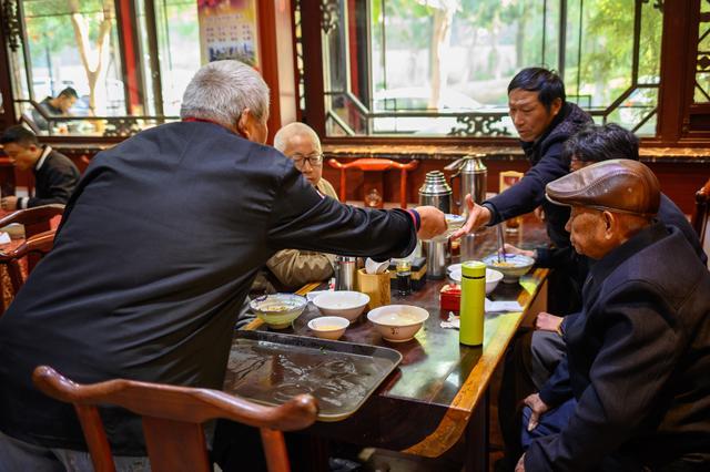 """为什么如皋被评为""""世界长寿乡""""?看看当地人吃的早餐"""