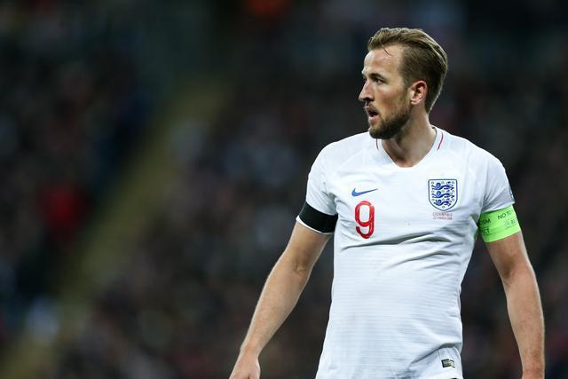 凯恩2019年自然年为英格兰进11球 06年来三狮首人