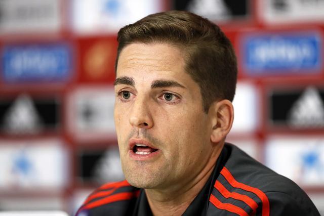 莫雷诺:劳雷想代表西班牙比赛 遗憾他因伤没来
