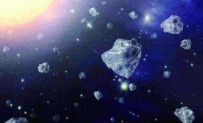 太阳系中,地球上下的都是水,可这4个星球上下的却是钻石