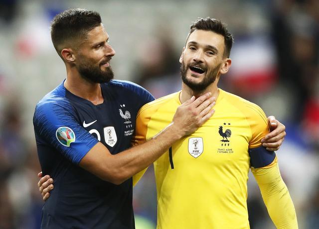 打进第39球!大吉鲁占据法国队史射手榜第三