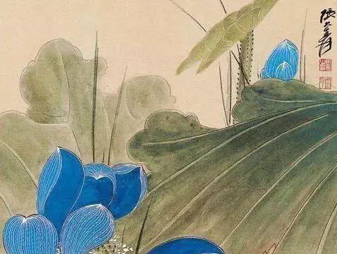 分享近现代国画名家60幅作品,真是美不胜收