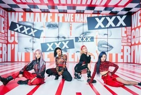 「星闻」MAMAMOO新曲《HIP》荣获多个音源榜单1位!