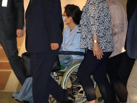 享受特惠?朴槿惠入院近两个月,仍无出院迹象