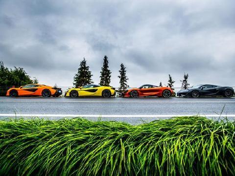 人生中的首辆超跑,你会选择哪一辆?