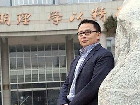 王博28岁成博导,放弃美国绿卡、股份及高薪