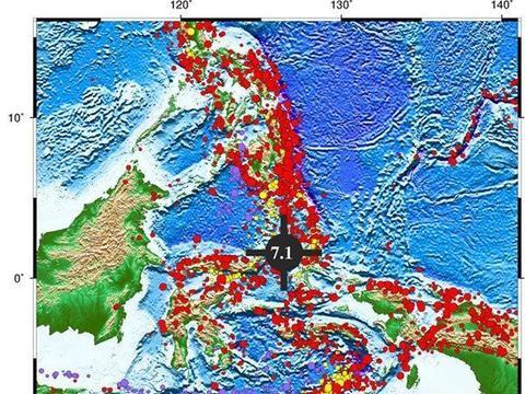 印尼7.1级地震引发海啸,对中国沿岸有何影响?