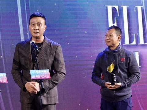 胡军致敬电影幕后英雄《影》获最佳摄影奖