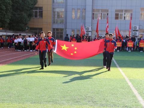 2019阜南第二届中小学生足球联赛小学混合组城区选拔赛开幕式举行