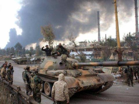 数万叛军拒绝投降,阿萨德下令速战速决,俄:不留活口