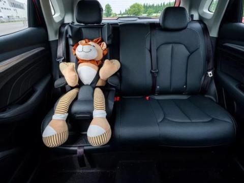 10.43万元的SUV,解决奶爸所关心的儿童安全问题