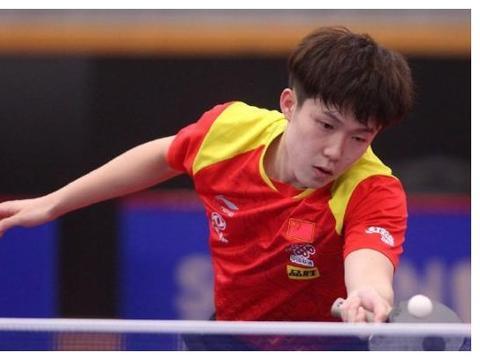乒乓球奥地利赛:国乒12人被淘汰出局!早田希娜再破中国队防线